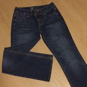Curvy Fit Boot Cut Jeans